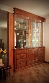 vitrine de cuisine separation en verre cuisine salon 16 meuble de s233paration
