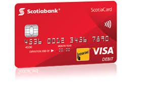 debt cards debit cards scotiabank