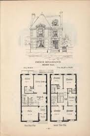 Historic Victorian House Plans Artistic City Houses No 43 Ok I U0027m Obsessed With The Bedroom