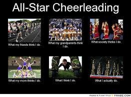 Meme Generator What I Do - cheerleading memes all star cheerleading meme generator what