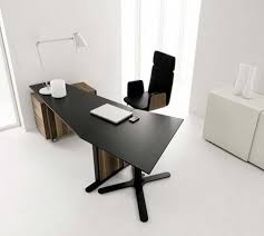 easy modern office desk ideas with nice storage desk