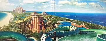 atlantis hotel atlantis water park swim with the dolphin and atlantis hotel