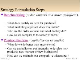 how can my business capitalize operations strategy