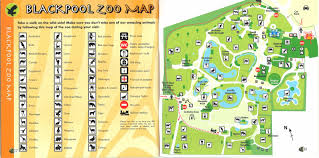 Zoo Map Blackpool Zoo Map Image Gallery Hcpr