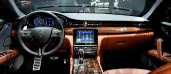ghibli maserati interior paris motor show u2013 maserati upgrade the ghibli and redesign the