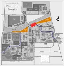 Pacific University Campus Map Fall Open House Travel Information