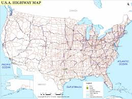 Southeastern Usa Map by Download Usa Map Roads Major Tourist Attractions Maps