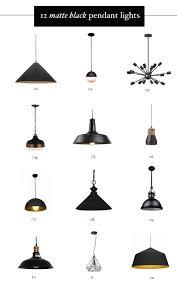 Bathroom Pendant Light Best 25 Black Pendant Light Ideas On Pinterest Lighting Over