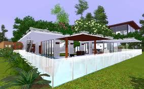 mod the sims tangga house