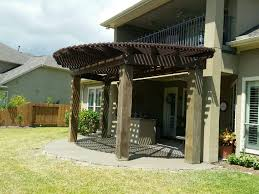 Pergola Ideas Uk by Custom Pergola Construction Spring Tx