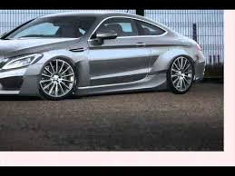 mercedes c class coupe tuning tuning mercedes c class 2017 60