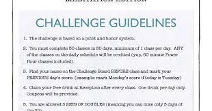 Challenge Meaning Mucking Around Manila The 30 Day Challenge