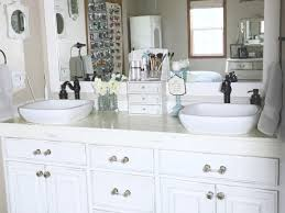 how to organize small bathroom cabinets at home with vicki master bathroom organizing ideas