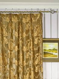 Velvet Curtains Clearance Hebe Burlywood Regal Floral Damask Versatile Pleat