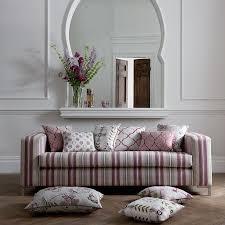 canape tissu rayures les tissus d ameublement pour tapisser les canapés vendus par la