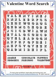 Halloween Word Search Free Printable Valentine Word Search Printable Puzzles