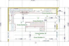 how to layout a kitchen commercial kitchen layout design with ideas image oepsym com