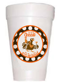 thanksgiving cups personalized cups