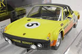 porsche 914 yellow src 01602 porsche 914 6 gt sunoco yellow no 5 1971 24h daytona