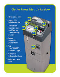 Go Metro Maps And Schedules by Fareboxes Go Metro