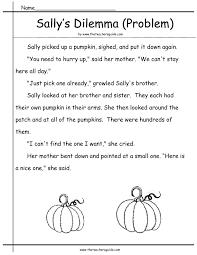 1st Grade Reading Comprehension Worksheets Reading Literature Comprehension Worksheets From The Teacher U0027s Guide