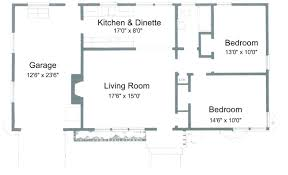two bedroom cabin floor plans exciting one room cottage floor plans 59 for interior decor home
