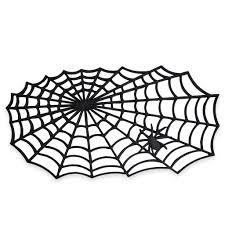 j u0026m home fashions halloween spiderweb mat halloween doormats