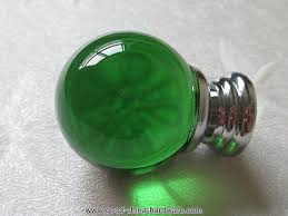Modern Kitchen Cabinet Hardware Pulls Green Glass Knobs Crystal Knob Green Drawer Knobs Dresser Knob