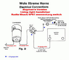 air horn wiring diagram wiring diagram shrutiradio
