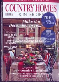 Country Homes And Interiors Uk by Country Homes U0026 Interiors Magazine Subscription Buy At Newsstand