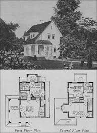 small two house plans 1920s classical revival 2 home small homes books of a