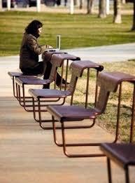concrete park benches foter