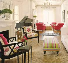 Victorian Home Decor Catalog Interior Endearing Dining Room Decoration Using Rectangular Red