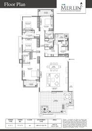 floor plan m3m india pvt ltd m3m merlin at sector 67 gurgaon