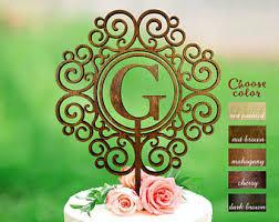 g cake topper letter p cake topper wedding cake topper cake toppers for
