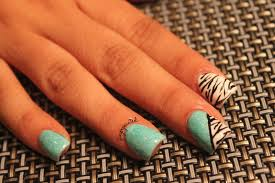 easy zebra nail designs for beginners another heaven nails