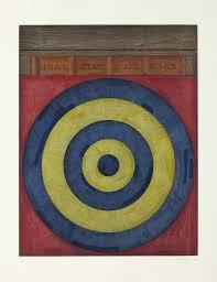 Jasper Johns Map Jasper Johns Target With Four Faces Artsy