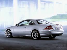 mercedes benz c215 cl 65 amg 450 kw 612 ps the best coupes