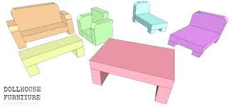 printable barbie house furniture doll house furniture plans click here for a printable file of the