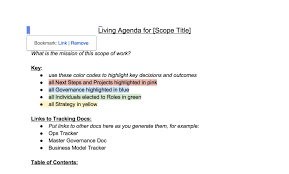 Nonprofit Board Meeting Agenda Template by 4 Hacks For Engaging Collaborative Meetings That Don U0027t