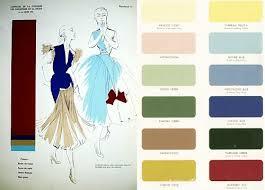 retro colors 1950s 1950s color palettes