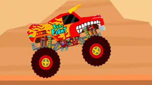 monster truck racing video new yateland monster truck monster machines race video for kids