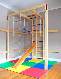 Ana White Diy Basement Indoor Playground With Monkey Bars Diy by Do It Yourself Home Gym For Kids Indoor Jungle Gym Jungle Gym
