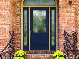 door 56 best front door color for orange brick house find