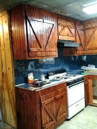 barn door style kitchen cabinets barn door cabinets celluloidjunkie me