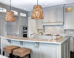 The Psychology Of Why Gray Kitchen Cabinets Are So Popular Home - Light colored kitchen cabinets