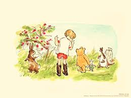100 Acre Wood Map 281 Best Winnie The Pooh Images On Pinterest Pooh Bear Piglets