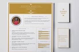 business card resume web u0026 print ready resume and vertical business cards design