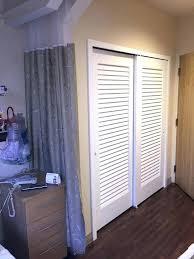Shutter Doors For Closet Interior Shutter Doors Plantation Shutter Closet Doors Closet