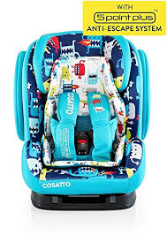 siege auto cosatto cosatto hug grp 123 isofix anti escape car seat cuddle 2